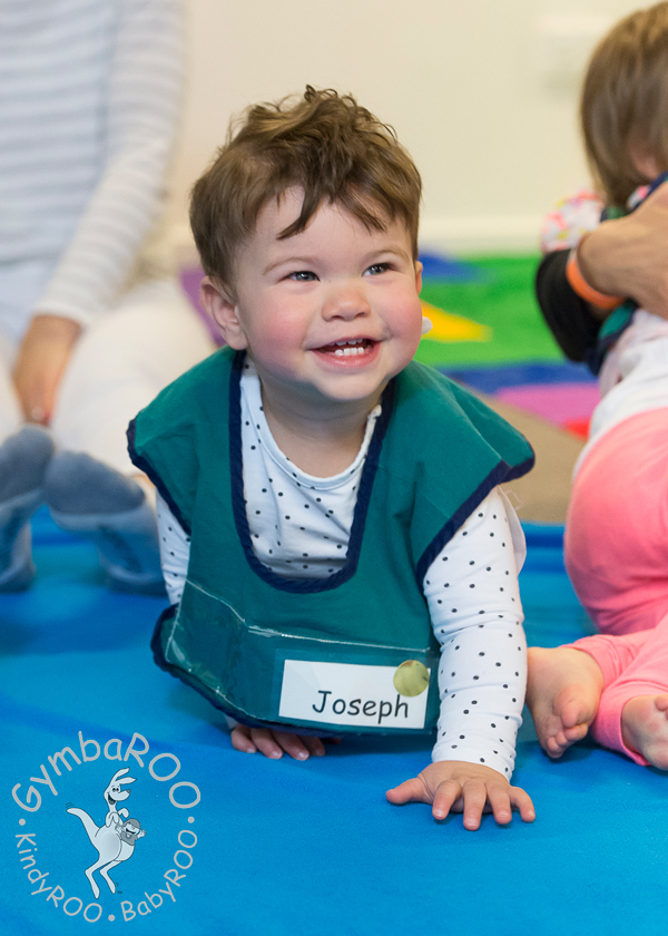Repetition: Why it's essential to learning for babies and children GymbaROO BabyROO