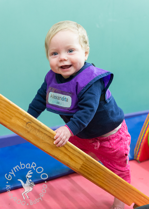 GymbaROO BabyROO Repetition: Why it's essential to learning for babies and children GymbaROO BabyROO