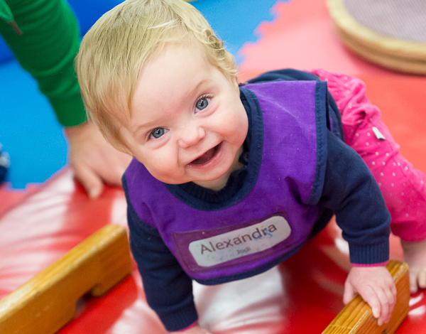 GymbaROO BabyROO Repetition: Why it's essential to learning for babies and children